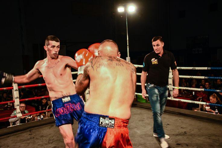 Punch Equipment Fight Night June 2016 - Gold Coast Freelance Photography