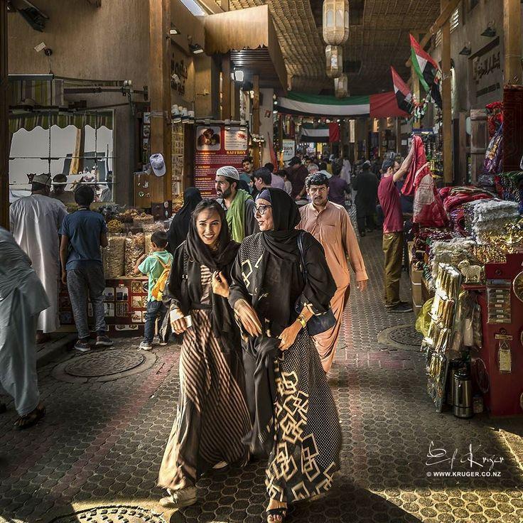 Old Market in Dubai