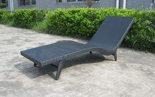 Mejores Ventas al aire libre / Resort Muebles de jardín de mimbre Rattan Chaise…