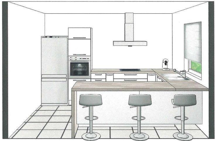 181 best Cuisines images on Pinterest Kitchens, Kitchen units and - logiciel de plan de maison 3d gratuit