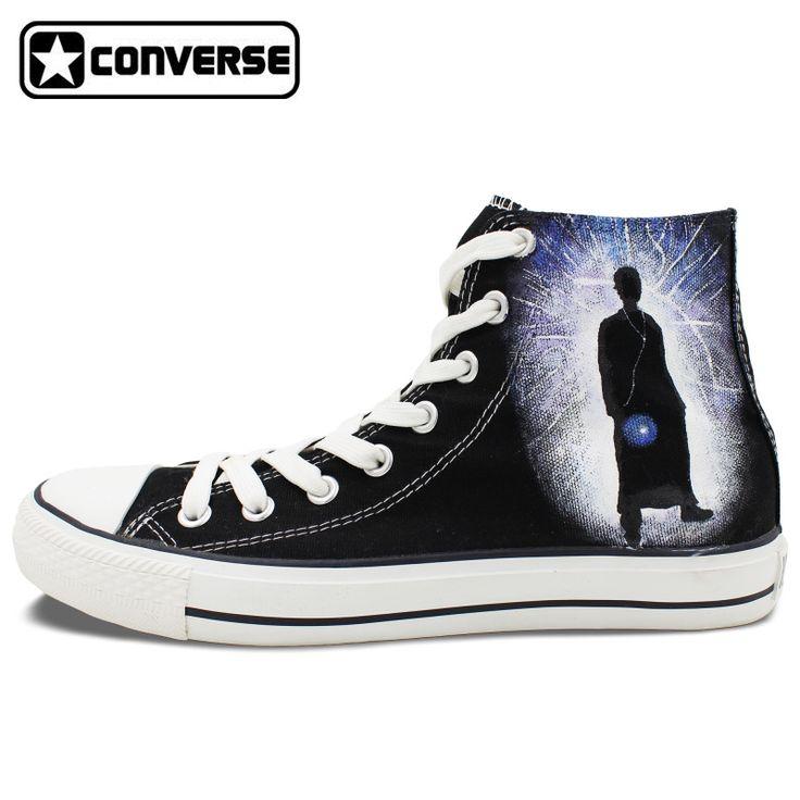 Original Converse Chuck Taylor Men Women Canvas Shoes DW Custom Design Hand Painted Sneakers Unique Christmas Gifts #Affiliate