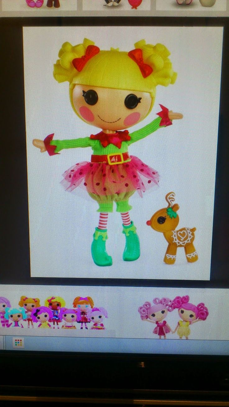 20 best MUÑECAS LALALOOPSY images on Pinterest | Amigurumi patterns ...