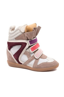The perfect colour combinationWedges Trainers, Fashion Dreams, Marant Wedges, Marant Sneakers, Style, Sneakers Wedges, Isabel Marant, Marant Shoes, Shoes Porn