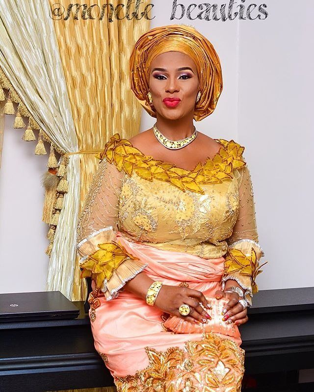 28 Best Igbo Blouse Images On Pinterest