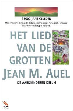 """Boek """"Het lied van de grotten (wit)"""" van Jean M. Auel   ISBN: 9789022999776, verschenen: 2011, aantal paginas: 928"""