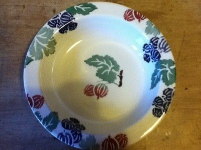 Gooseberry Baby Bowl (Afternoon Tea Exclusive) 2002 (Discontinued)