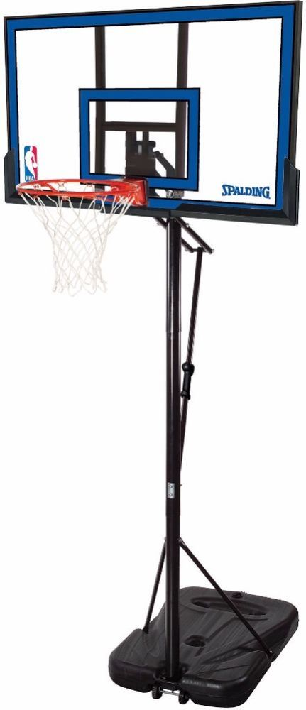 Adjustable Basketball Hoop Backboard Portable System Basketball Pole Dunking #basketball #goal #hoop #driveway