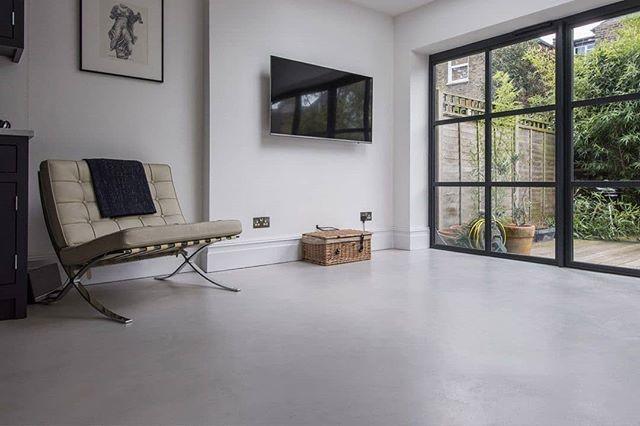 Faux Concrete Floors Concrete Kitchen Floor Microcement Kitchen Floor Microcement Floor Living Rooms