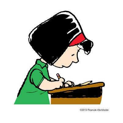 charlie brown christmas writing activity middle school