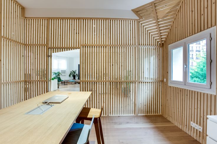 int rieur salle de r union projet vincennes agence transition interior design architectes. Black Bedroom Furniture Sets. Home Design Ideas