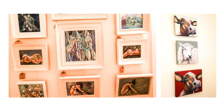 photos by me, Beckie Hood Photography @ The Red House, Hever - art by Sally Moore & Jo Wooltorton