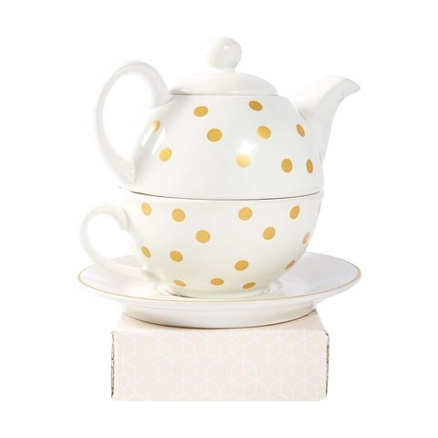 Tea Set For One with 25g Sugar Biscuits | Kmart