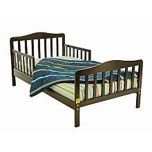 Dream On Me Contemporary Toddler Bed - Espresso
