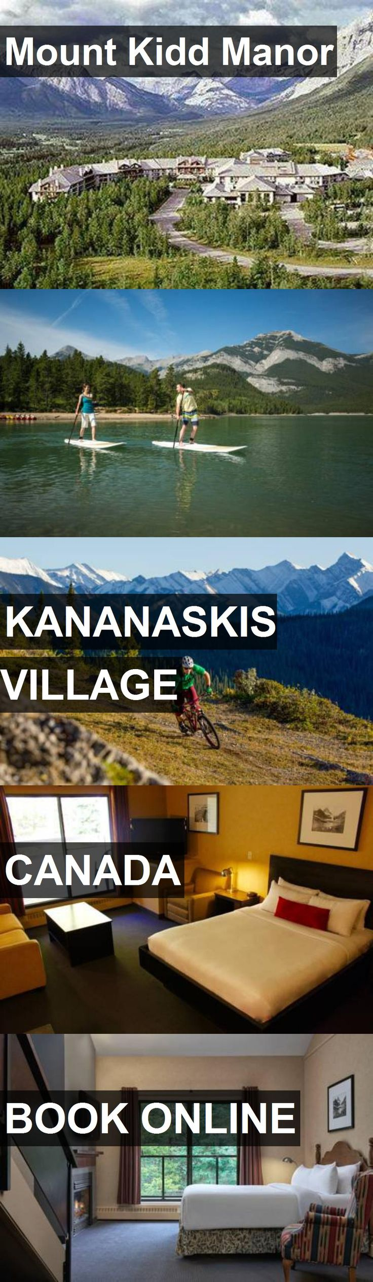 Hotel Mount Kidd Manor in Kananaskis Village, Canada. For more information, photos, reviews and best prices please follow the link. #Canada #KananaskisVillage #travel #vacation #hotel