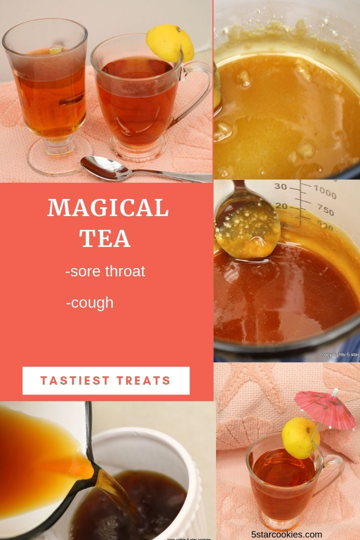 Healthy Grandmas Sugar Tea Magical Tea 5 Star Cookies Recipe Best Herbal Tea Tea For Cough Energy Tea