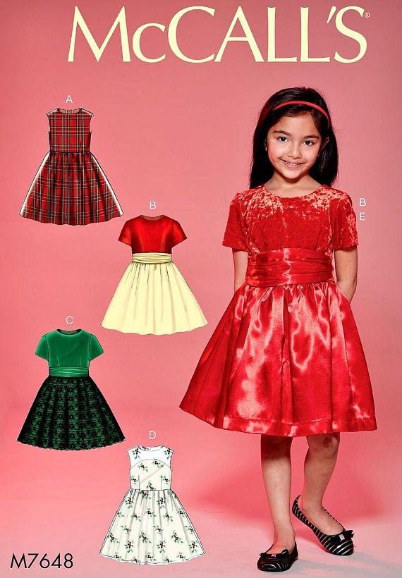 631 besten Child Patterns Bilder auf Pinterest | Mädchenkleider ...