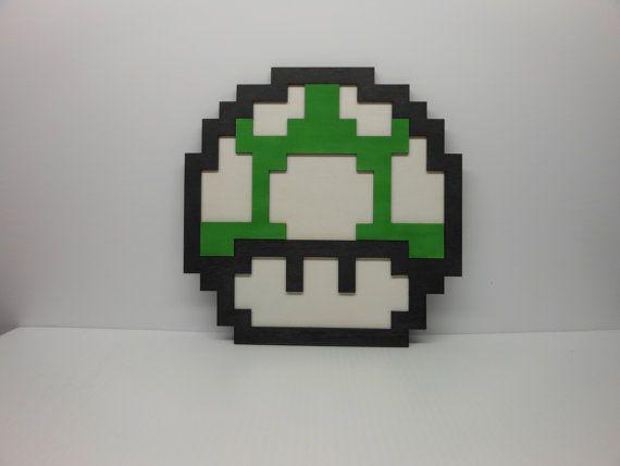 Super Mario Mushroom Red Green Oscargilaberte Com