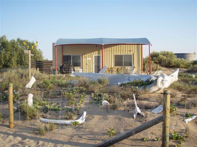 Mackeral beach cabin, Western Australia