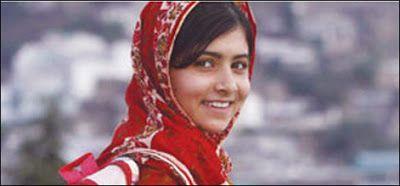 Malala Yousafzai- child education activist in Pakistan