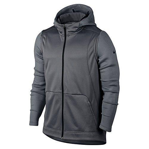 NIKE Nike Mens Therma Sphere Kobe Hyperelite Basketball Hooded Sweatshirt. #nike #cloth #