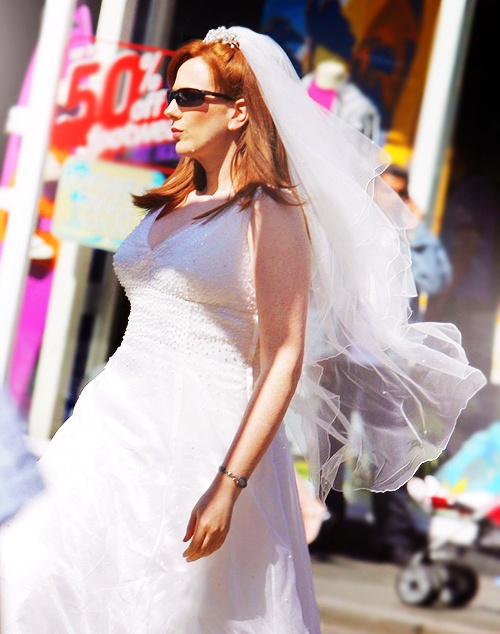 Catherine Tate The Runaway Bride Donna Noble 24541300