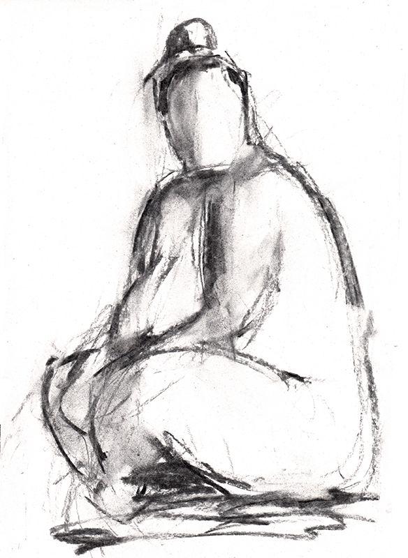 1 minute sketch - Luzy Lux