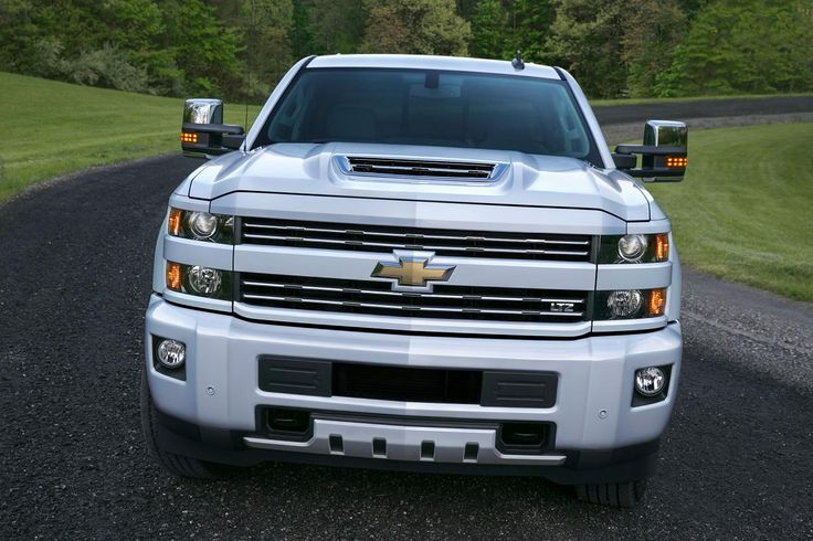 The Chevy Silverado's Duramax 6.6L Diesel will tow just about anything you put behind it. Just the thing to haul your race car over to your next track day.