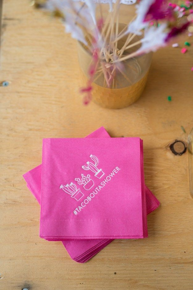 #Tacoaboutashower! A Pink and Gold Fiesta Bridal Shower   Ultimate Bridesmaid   Christy D Swanberg Photography