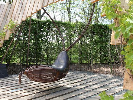 Les balancelles de Michel Audiard I Festival des Jardins de Chaumont sur Loire I Calendrier des 7 lunes I Design by RCP Design Global