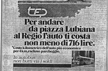E' un'iniziativa di scarso valore, poche centinaia di Euro, ma noi del WWF troviamo comunque deprimente e fuori luogo che il Comune di Parma incentivi la sosta delle auto in centro dopo settimane di emergenza smog. Se il cuore della nostra città è...