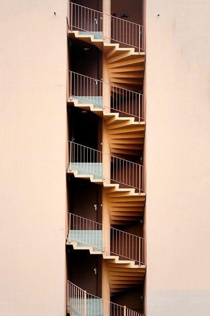 Stair et haut - Eric Forey