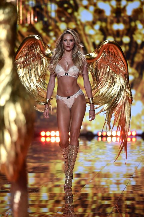 CANDICE SWANEPOEL All the Amazing Looks From the 2014 Victoria's Secret Fashion Show