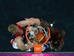 Russia dunks on Great Britain