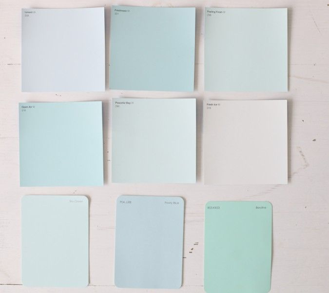 1214 best images about beach house color palettes on for Light blue paint colors