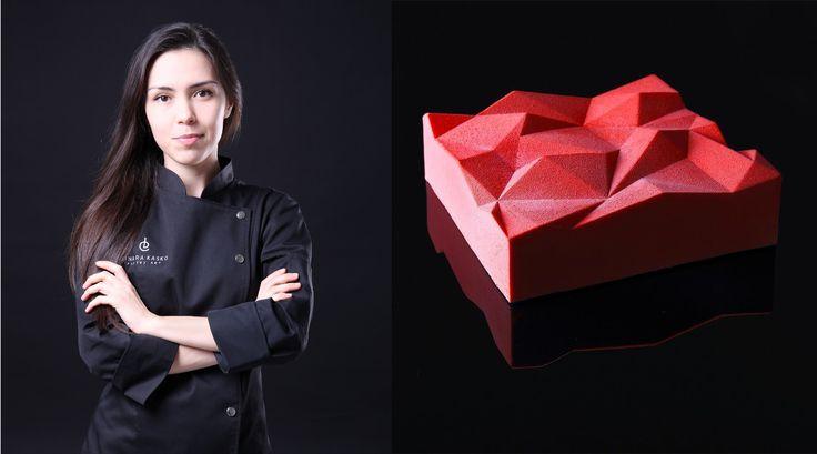 Τι συμβαίνει όταν μια ανήσυχη δημιουργικά Ουκρανή, με σπουδές και εμπειρία στην αρχιτεκτονική και στο 3D visualizing, αποφασίσει να ασχοληθεί επαγγελματικά με την τέχνη της ζαχαροπλαστικής;