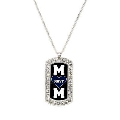 Navy Mom Dog Tag!!! I love this!!! I am a Navy mom!!! :-)
