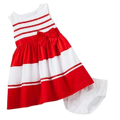 Carter's Striped Dress - Baby