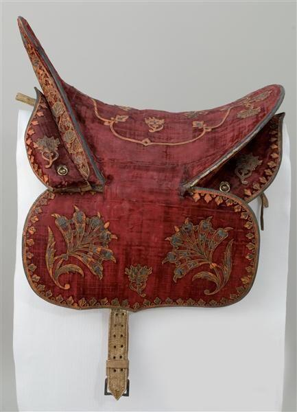 Ottoman saddle - Dresden