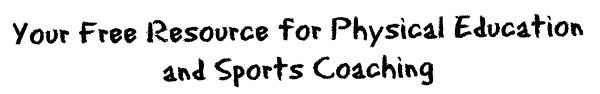 Website full of different lesson plan ideas and worksheets for teaching PE and Coaching.