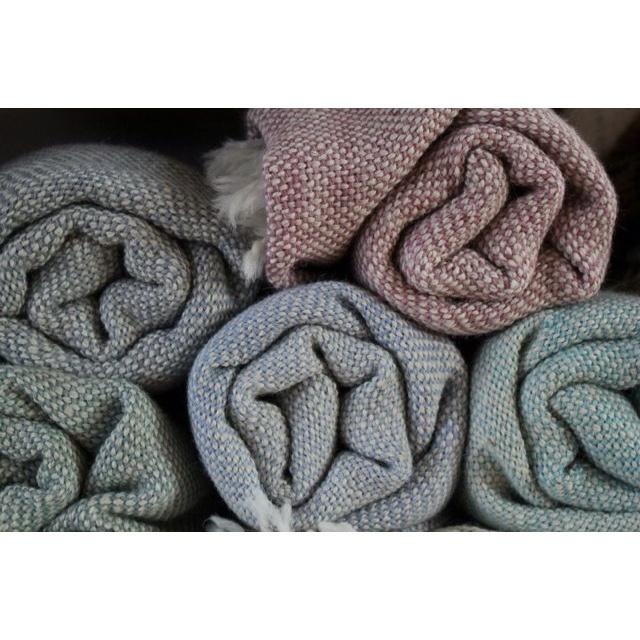 Alpaca shawls