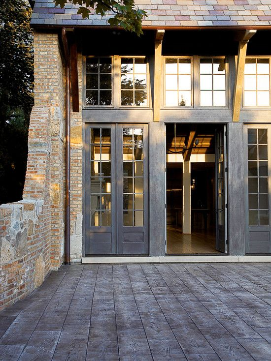 Best 25 Wood Stamped Concrete Ideas On Pinterest