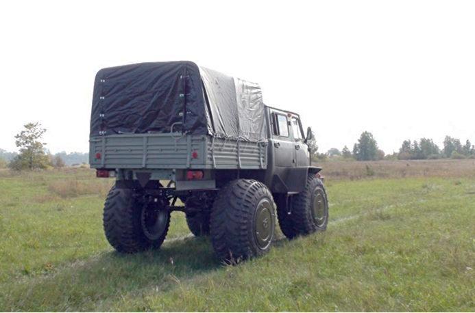 Wyporność UAZy | Made in Russia