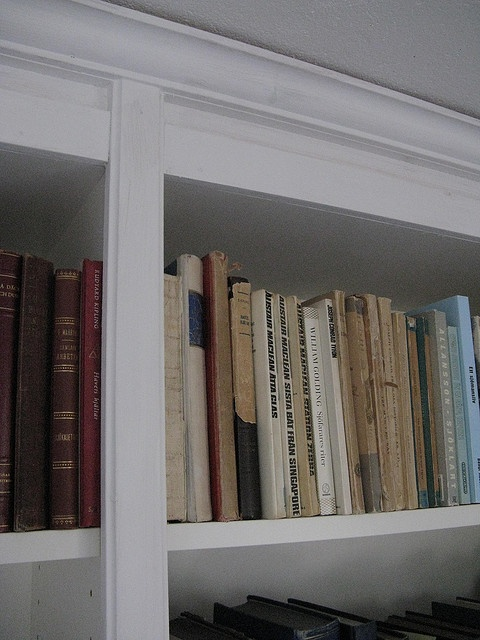 moldings attached to Billy bookcases