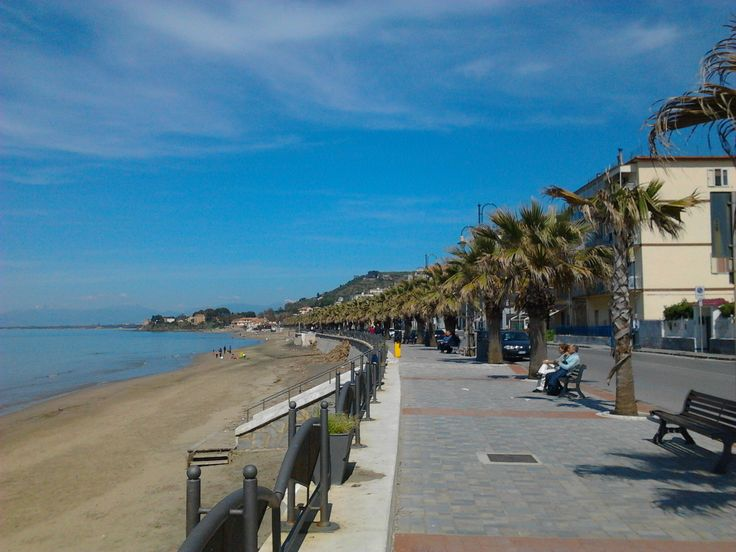 Lungomare San Marco - Agropoli - Cilento - (SA)