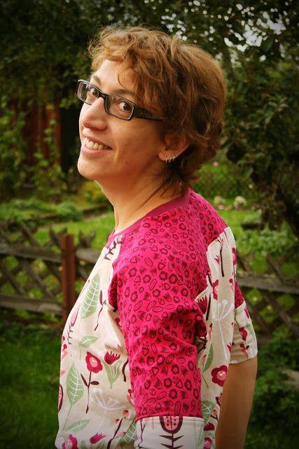 #On A Tuesday#Pamela Hiltl#Lillestoff#Easy Peasy-Shirt