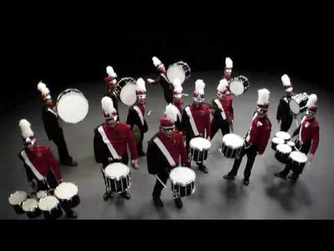 The best drum line video ever!