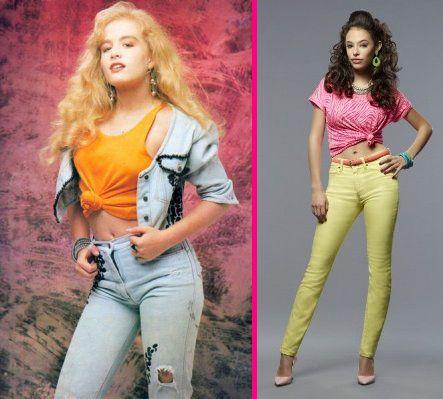 Como eram as Roupas dos anos 80 Moda, Looks, Estilo Cabelos | Toda Atual
