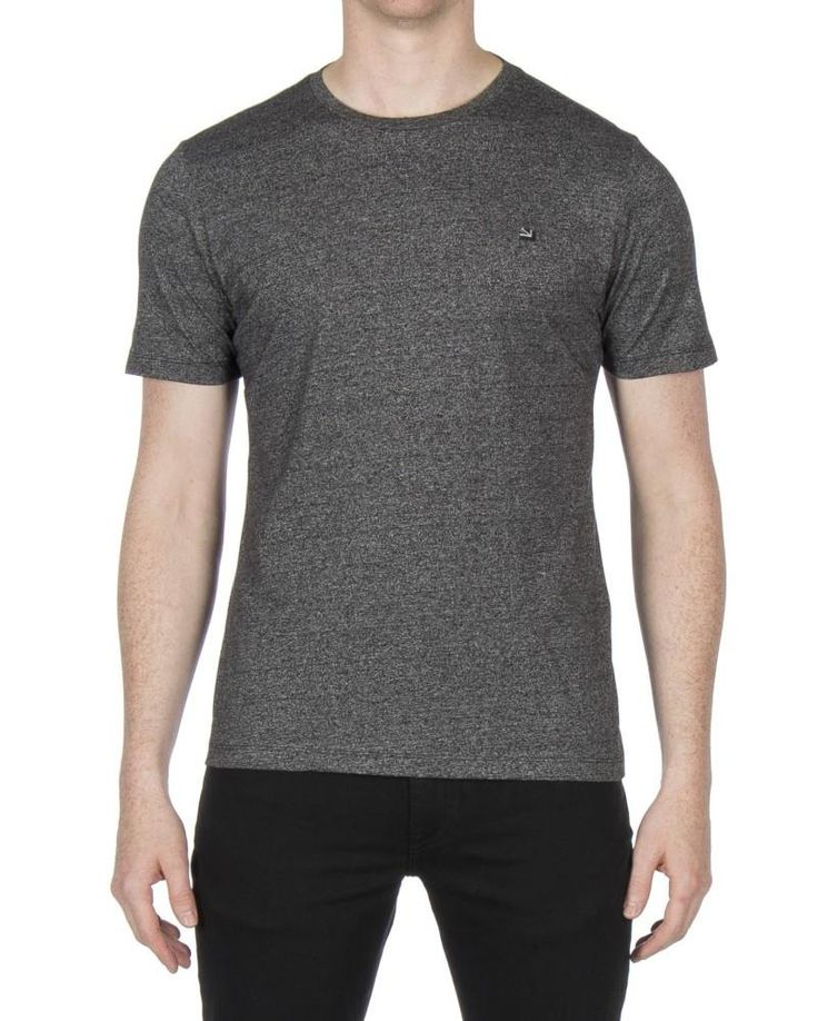 Ben Sherman Plain Grindle T Shirt Black