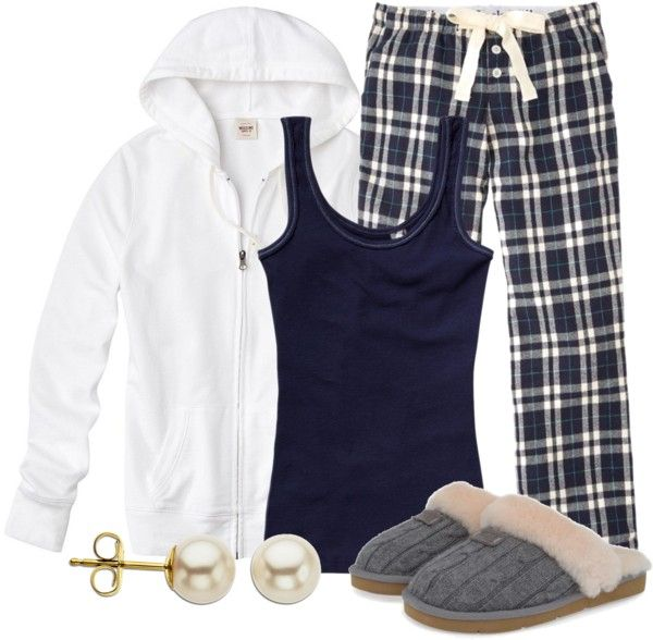 """""""Pajama Party"""" by qtpiekelso on Polyvore"""