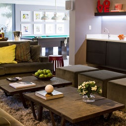 55 best glass blocks images on pinterest glass blocks for Christine huve interior designs